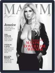 Maxim (Digital) Subscription January 1st, 2021 Issue