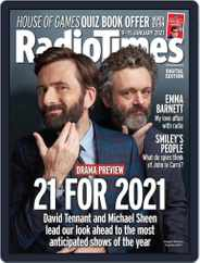 Radio Times (Digital) Subscription January 9th, 2021 Issue