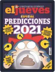 El Jueves (Digital) Subscription January 4th, 2021 Issue