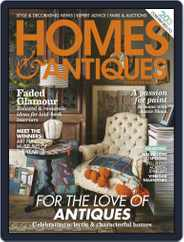 Homes & Antiques (Digital) Subscription February 1st, 2021 Issue