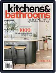 Kitchens & Bathrooms Quarterly (Digital) Subscription January 1st, 2021 Issue