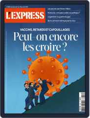 L'express (Digital) Subscription January 7th, 2021 Issue