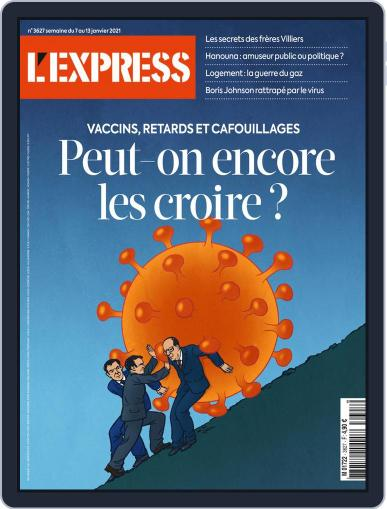 L'express (Digital) January 7th, 2021 Issue Cover