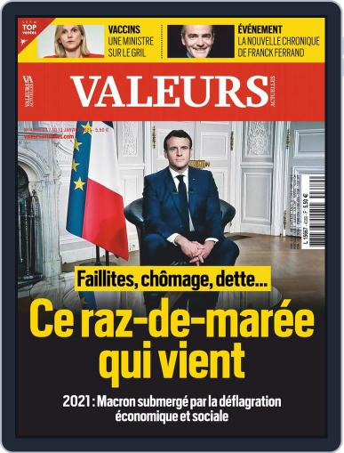 Valeurs Actuelles (Digital) January 7th, 2021 Issue Cover