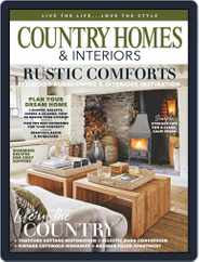 Country Homes & Interiors (Digital) Subscription February 1st, 2021 Issue