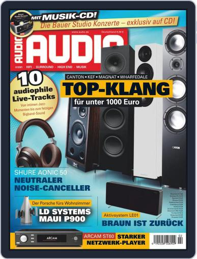 Audio Germany (Digital) February 1st, 2021 Issue Cover