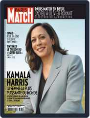 Paris Match (Digital) Subscription January 7th, 2021 Issue