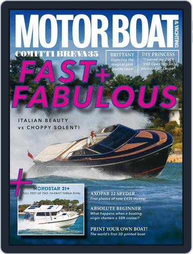 Motor Boat & Yachting (Digital) February 1st, 2021 Issue Cover