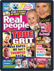 Real People (Digital) Subscription January 14th, 2021 Issue