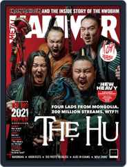 Metal Hammer UK (Digital) Subscription February 1st, 2021 Issue