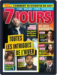 7 Jours (Digital) Subscription January 15th, 2021 Issue