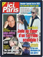Ici Paris (Digital) Subscription January 6th, 2021 Issue