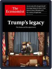 The Economist Continental Europe Edition (Digital) Subscription January 9th, 2021 Issue