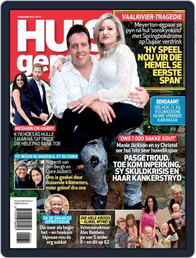 Huisgenoot (Digital) January 14th, 2021 Issue Cover