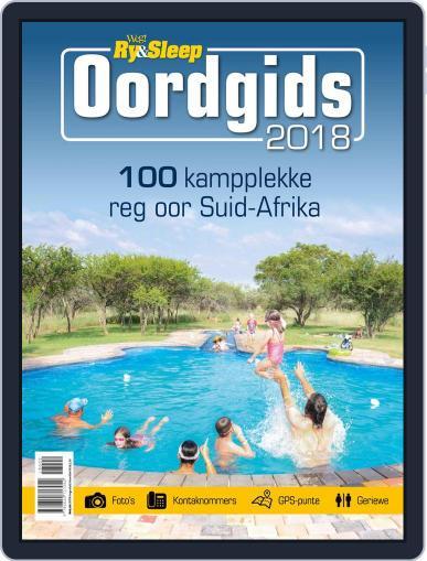 WegSleep Oordgids Magazine (Digital) January 1st, 2018 Issue Cover