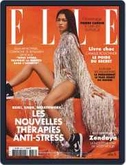 Elle France (Digital) Subscription January 8th, 2021 Issue