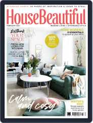House Beautiful UK (Digital) Subscription February 1st, 2021 Issue