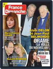France Dimanche (Digital) Subscription January 8th, 2021 Issue