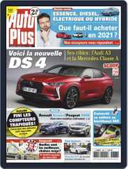 Auto Plus France (Digital) Subscription January 8th, 2021 Issue