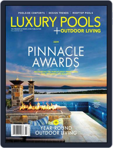 Luxury Pools Magazine (Digital) December 23rd, 2019 Issue Cover