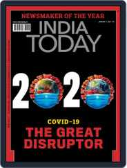 India Today (Digital) Subscription January 11th, 2021 Issue