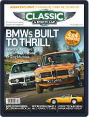 Classic & Sports Car (Digital) Subscription February 1st, 2021 Issue