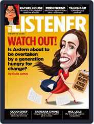 New Zealand Listener (Digital) Subscription January 16th, 2021 Issue