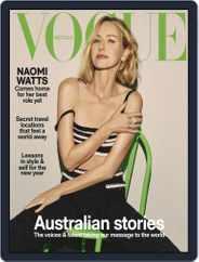 Vogue Australia (Digital) Subscription January 1st, 2021 Issue