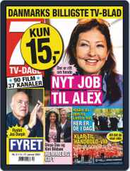 7 TV-Dage (Digital) Subscription January 11th, 2021 Issue