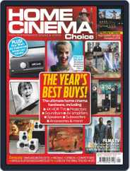 Home Cinema Choice (Digital) Subscription January 1st, 2021 Issue
