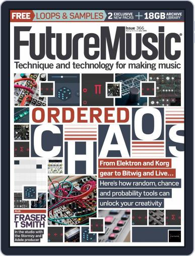 Future Music (Digital) February 1st, 2021 Issue Cover