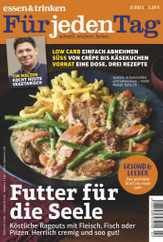 essen&trinken für jeden Tag (Digital) Subscription February 1st, 2021 Issue
