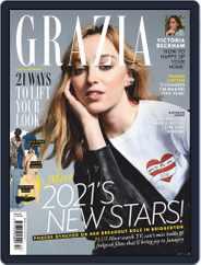 Grazia (Digital) Subscription January 11th, 2021 Issue