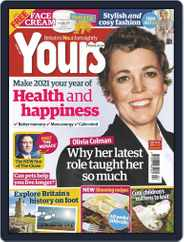 Yours (Digital) Subscription January 12th, 2021 Issue