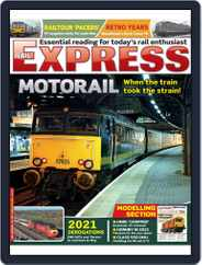 Rail Express (Digital) Subscription February 1st, 2021 Issue