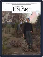 American Fine Art (Digital) Subscription January 1st, 2021 Issue