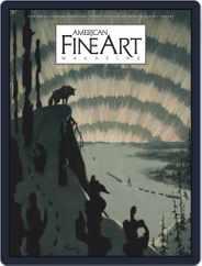 American Fine Art (Digital) Subscription September 1st, 2020 Issue