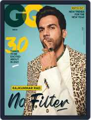 GQ India (Digital) Subscription January 1st, 2021 Issue