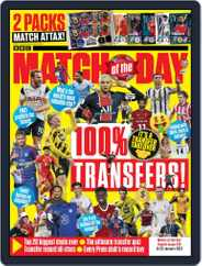 Match Of The Day (Digital) Subscription January 12th, 2021 Issue