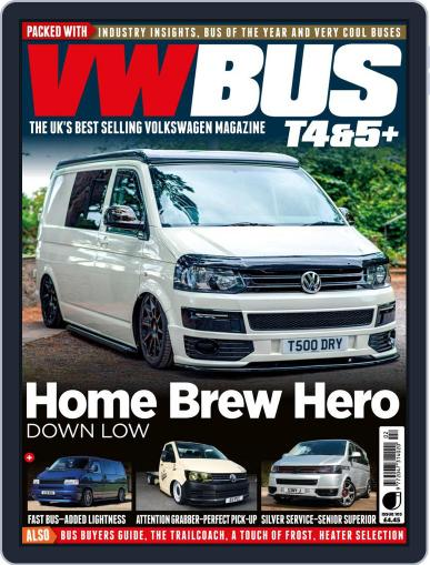 VW Bus T4&5+ (Digital) December 23rd, 2020 Issue Cover