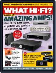 What Hi-Fi? (Digital) Subscription February 1st, 2021 Issue