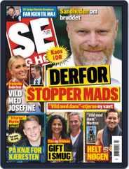 SE og HØR (Digital) Subscription January 6th, 2021 Issue