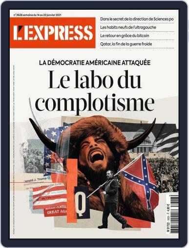 L'express (Digital) January 14th, 2021 Issue Cover