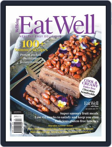 Eat Well December 1st, 2020 Digital Back Issue Cover