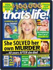 that's life! (Digital) Subscription January 21st, 2021 Issue