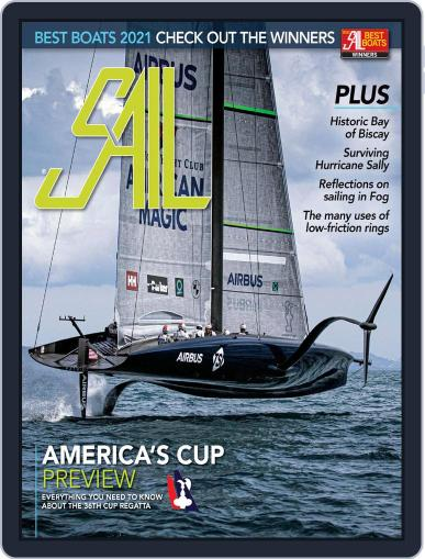 SAIL (Digital) January 1st, 2021 Issue Cover