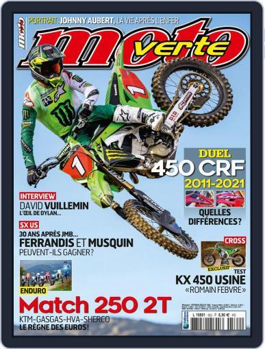 Moto Verte February 1st, 2021 Digital Back Issue Cover