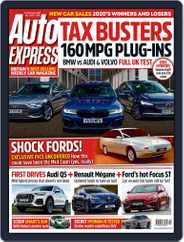Auto Express (Digital) Subscription January 13th, 2021 Issue