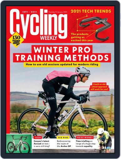 Cycling Weekly January 14th, 2021 Digital Back Issue Cover