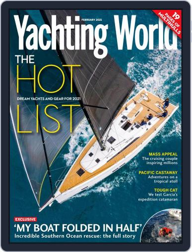 Yachting World (Digital) February 1st, 2021 Issue Cover